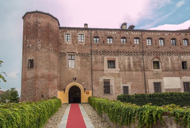 Castello dei Solaro - Villanova Solaro