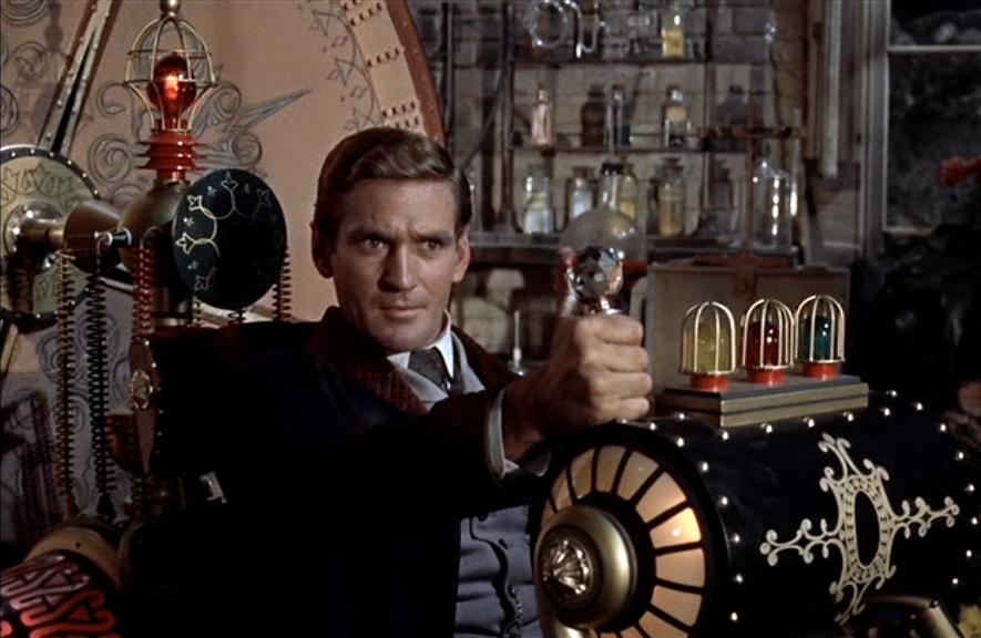 h g wells time machine vs movie time machine 2018-6-1 why do all this if you have no intention on making anything that even vaguely resembles hg wells' the time machine  vs hercules to bill  time machine movie.
