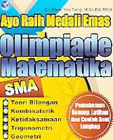 AJIBAYUSTORE  Judul Buku : Ayo Raih Medali Emas – Olimpiade Matematika SMA Pengarang : Dr. Khoe Yao Tung, M.Sc.Ed, Med Penerbit : ANDI