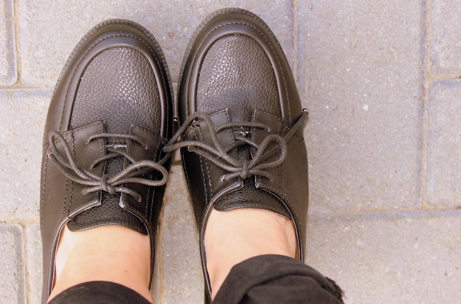 River Island Chunky Shoes