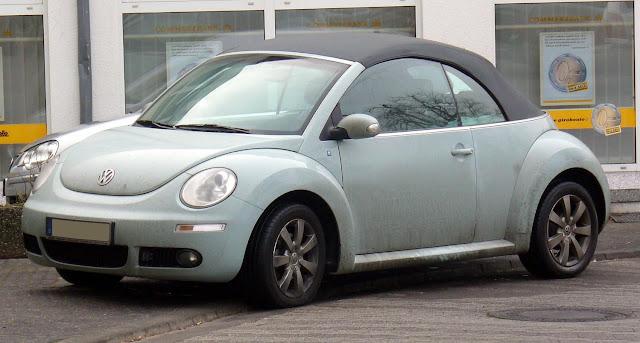Volkswagen Beetle Cabrio Images