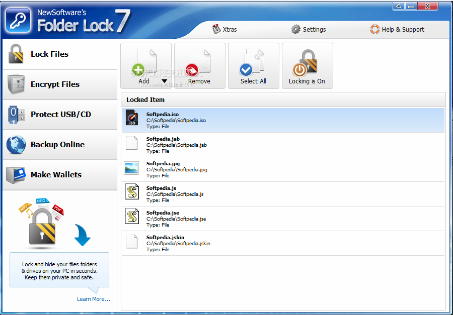 Download free Folder Lock V7 1 6 With Key - bazarbackup