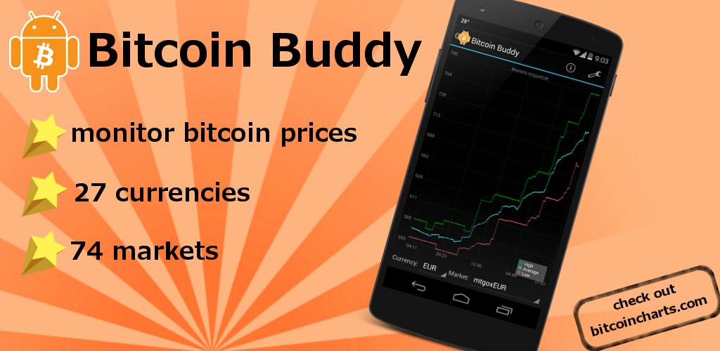 bitcoin charts android
