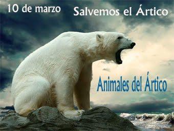 Animales del Ártico..