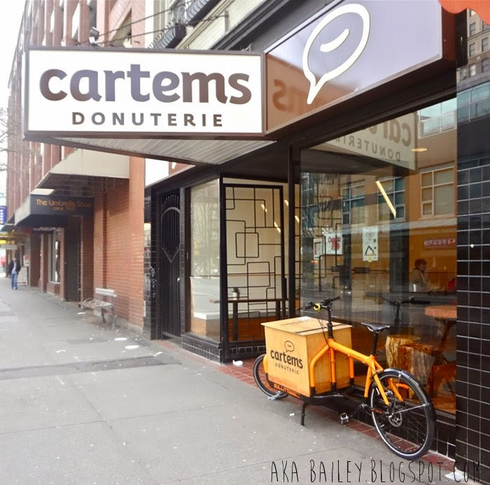 Cartems Donuterie in Vancouver