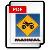 Thumbnail Adly ATV-300RS Parts Book