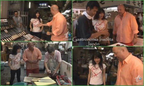 Gastronomia Insolita Japon-