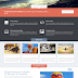 eBright New Bootstrap Template