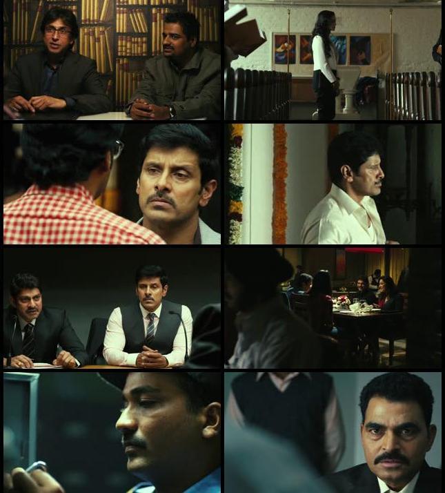 Thaandavam 2012 Dual Audio Hindi 720p BRRip