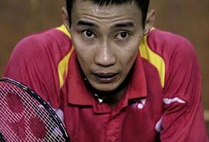 Kes Doping Lee Chong Wei