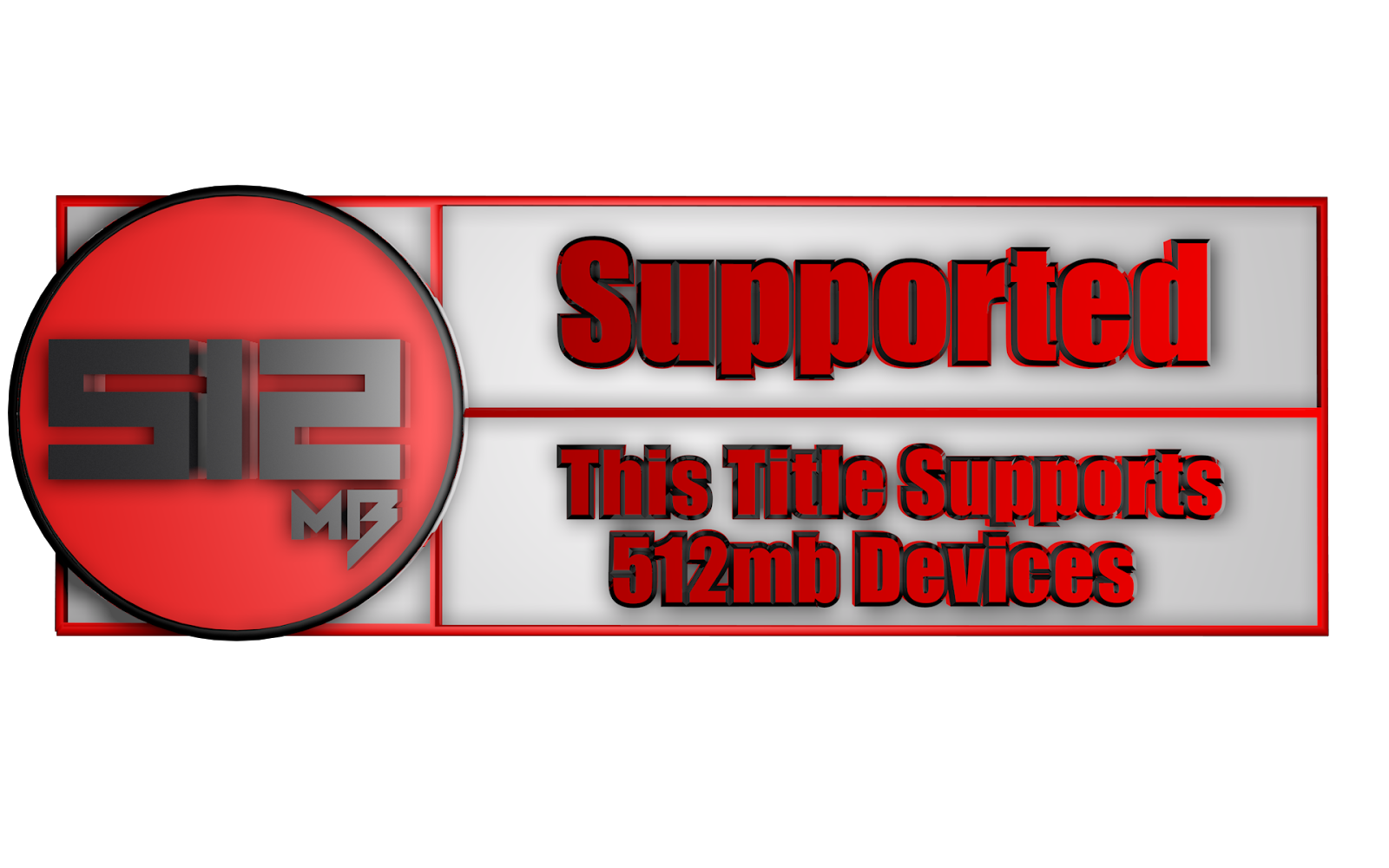 support for 512MB device