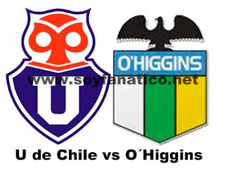 U de Chile vs O´Higgins 2013