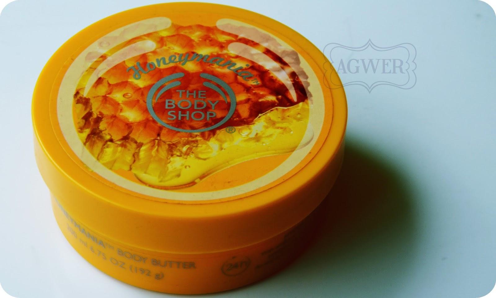 Honeymania The Body Shop
