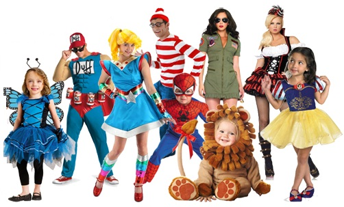 Best halloween costumes ideas for 2011