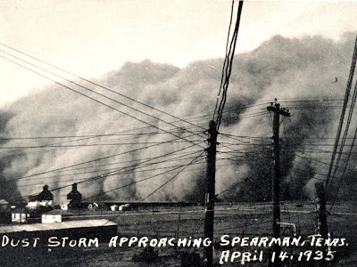 Dust Bowl Black Sunday (storm) April 14, 1935