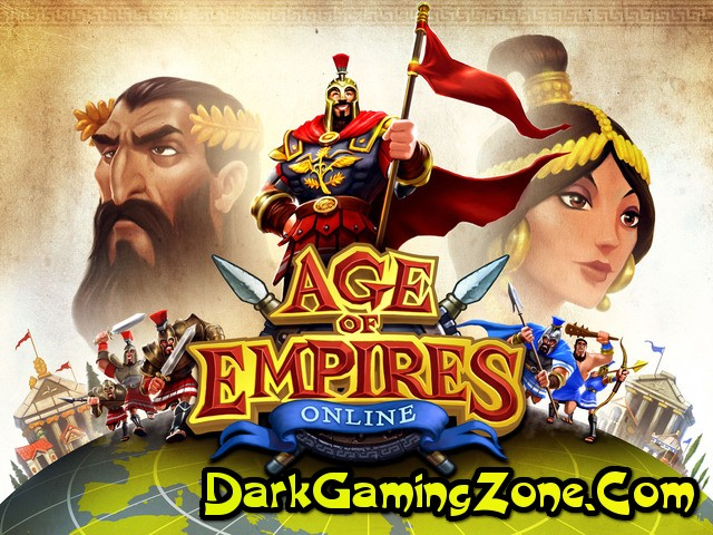age of empires game  for windows xp