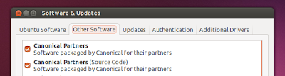Canonical partners repository