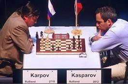 - DOCUMENTAL: KARPOV vs KASPAROV: UNA RIVALIDAD HISTÓRICA -