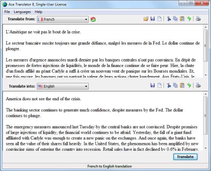 تنزيل برنامج ايس ترانسلتور للترجمة الفورية كامل برابط واحد Download Ace Translator 2014