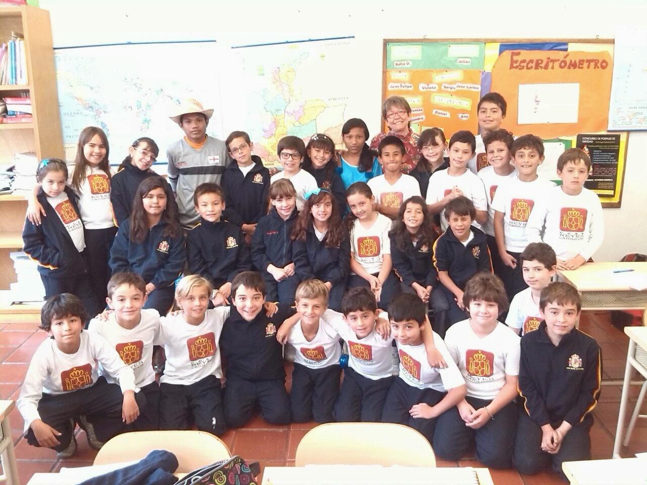 Aprendiendo de la cultura Wayuu