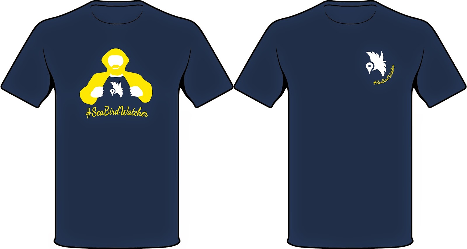 camisetas seabirdwatcher