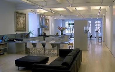 Salas y comedor juntos decoracion de cocinas decoracion for Decoracion sala y comedor juntos