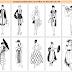 Estudando moda - História da moda