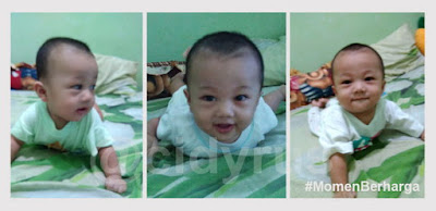 moment my Son_4Gplus Indosat Ooredoo