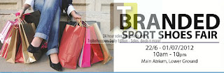 Branded Sport Shoes Fair
