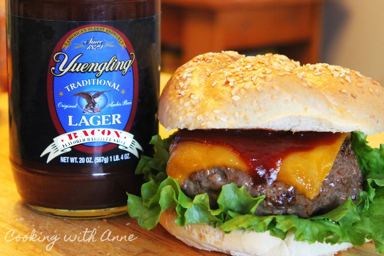 Yuengling Traditional Lager Bacon Barbecue Sauce