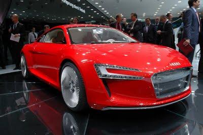 Audi e-tron Frankfurt