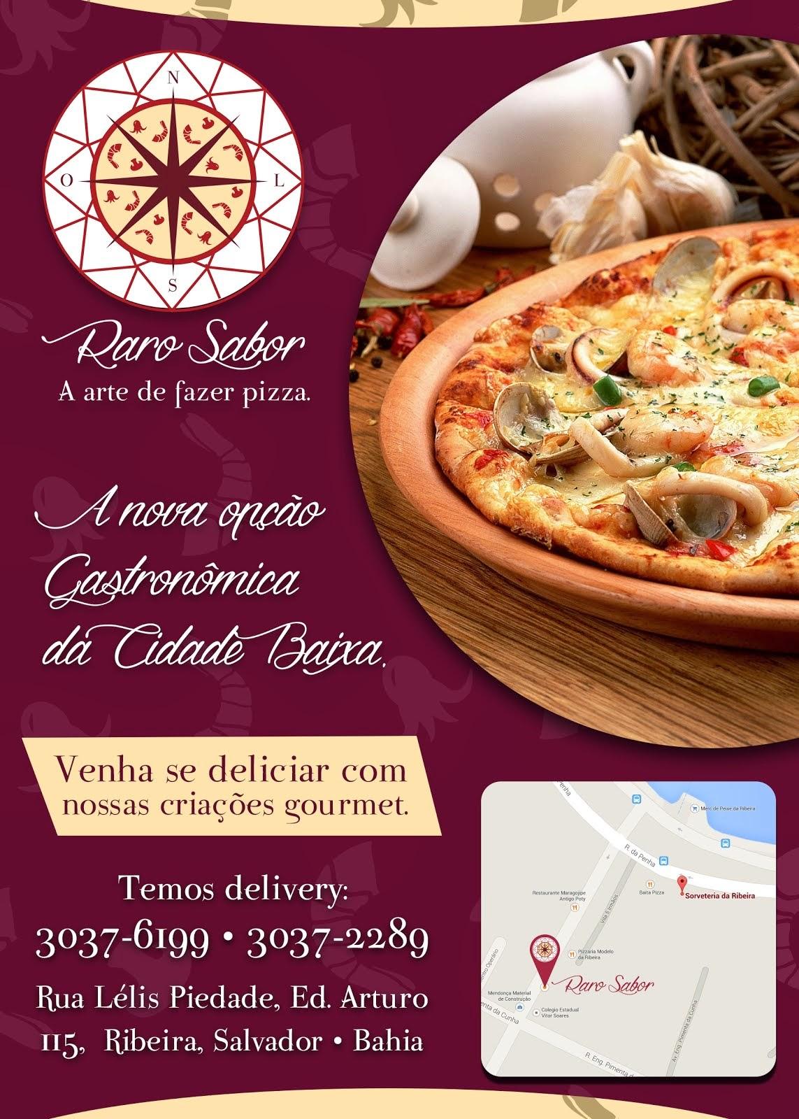 Pizzaria Raro Sabor