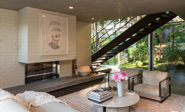 Modern Homes Los Angeles Robert Skinner Trousdale Mid Century Modern Showplace