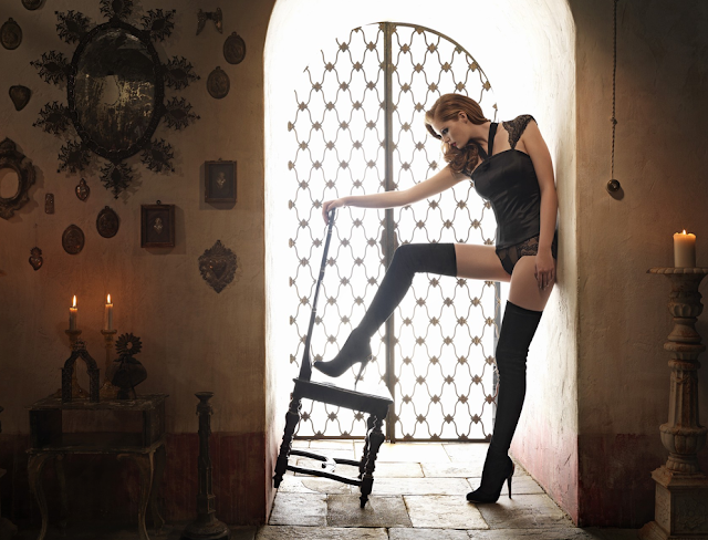 La Perla : Calle De La Pasion Lingerie Collection 2013/14