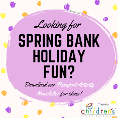 Spring Bank Passport Activity Newsletter