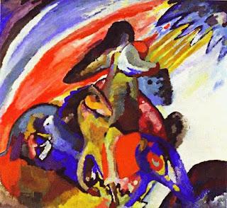 Ao infinito e além.... Kandinsky_Improvisation_12