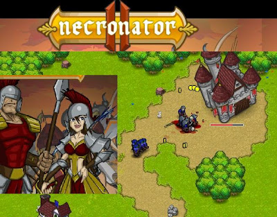 Necronator 2 walkthrough cheats.