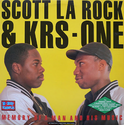 Scott La Rock & KRS-One (Boogie Down Productions) – Memory Of A Man And His Music (1987) (VBR)