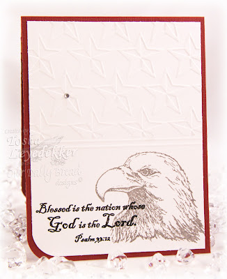 Our Daily Bread Designs, In God We Trust, Patriotic