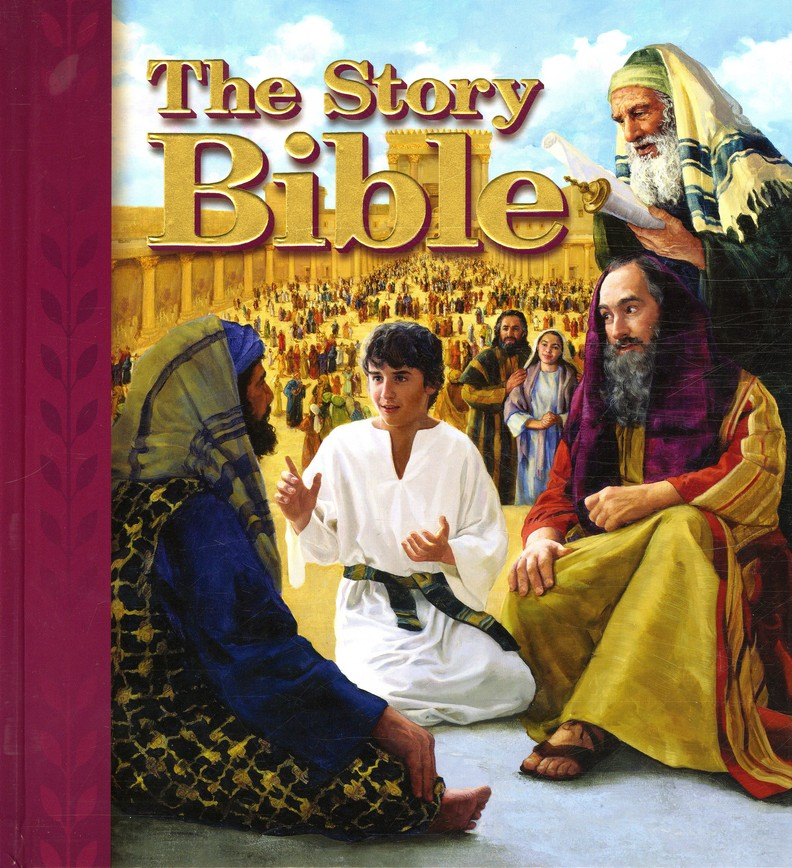 Bible story images the story bible edited by