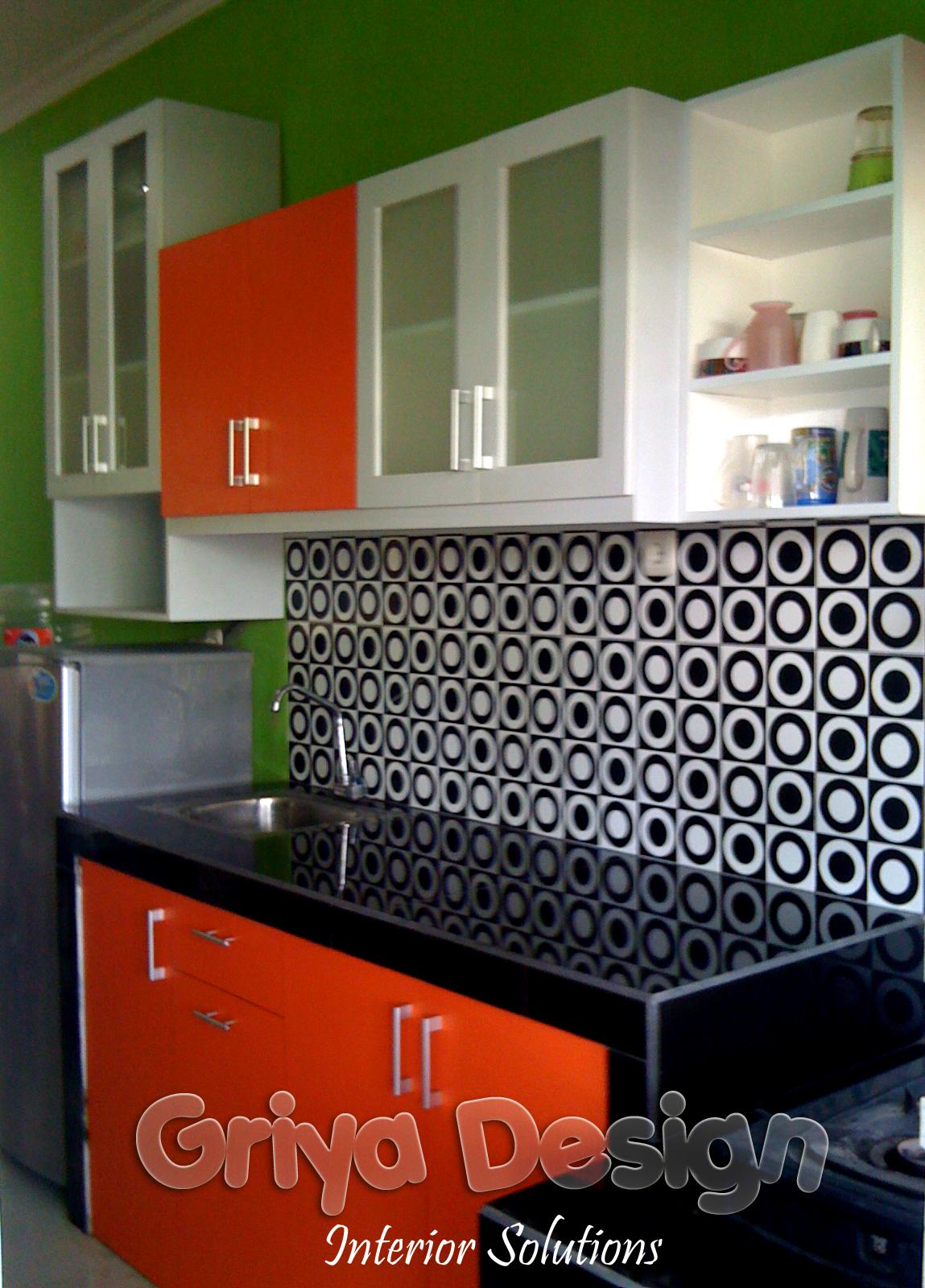 griya design interior solutions tips merancang dapur mungil
