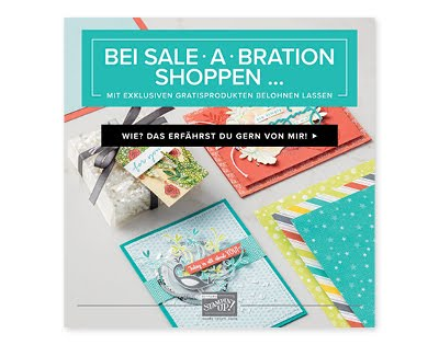 Sale- a- bration- Aktion