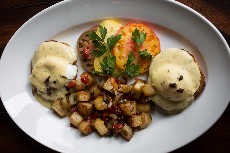 Montage Deer Valley Apex Breakfast Eggs Benedict