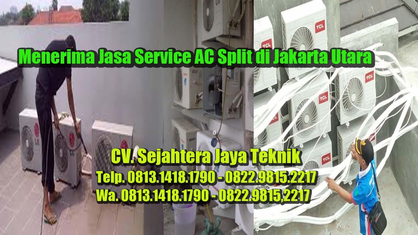 Service AC Split Jakarta Utara