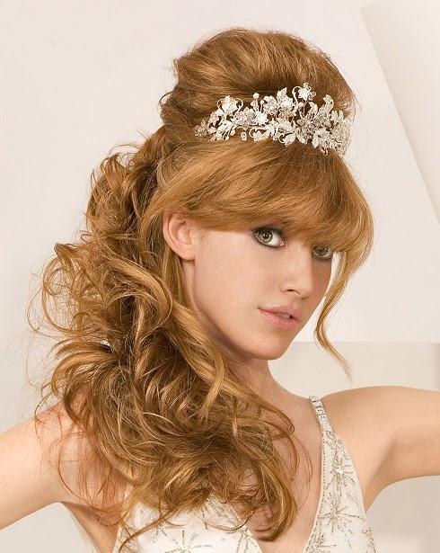Wedding Hairstyles Ideas in Summer