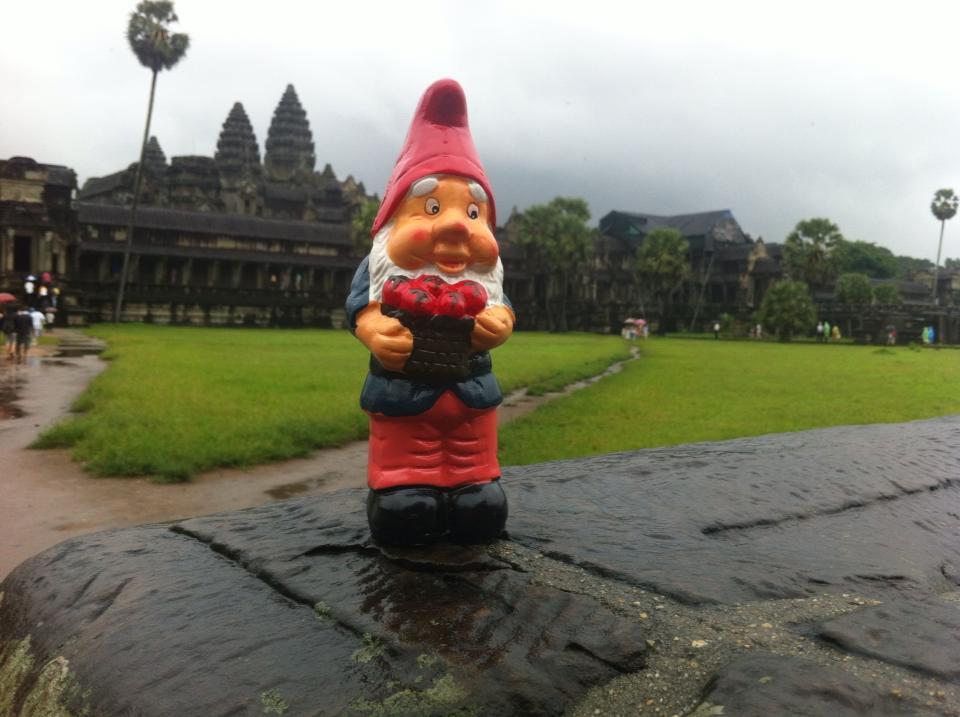 The pingsh blog d fense de - Nain de jardin voyageur ...