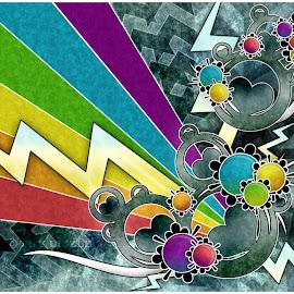 Gambar graffiti