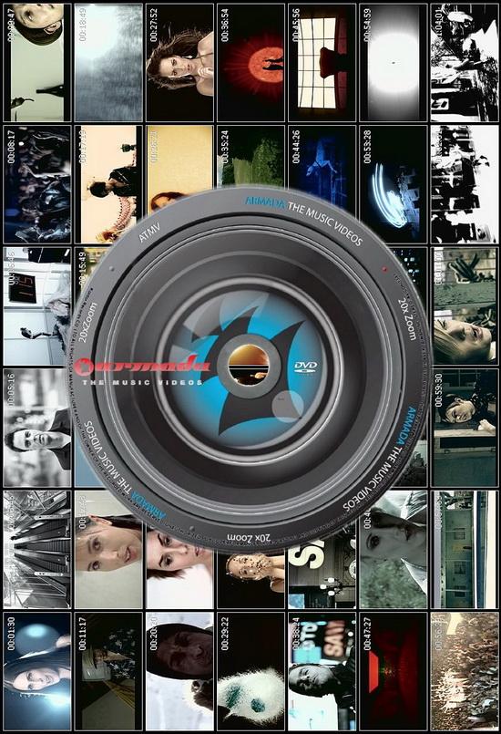 Armada - The Music Videos 2010 ... 64 minutos