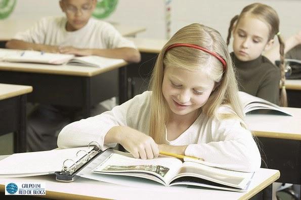 Los niños y las actividades en la escuela