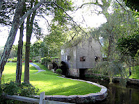 Photo of Dexter Grist Mill in Sandwich MA